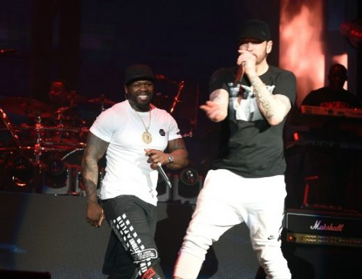 CONFIRMS EMINEM IS WORKING ON A NEW ALBUM WHICH 50 CENT CONFIRMS