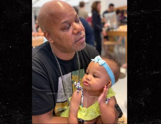 TOO SHORT BECOMES A FIRST-TIME FATHER, AT 53, REVEALING HIS NEWBORN DAUGHTER