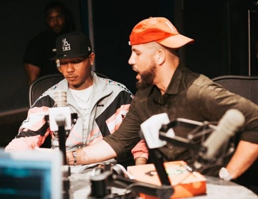 "Listen DJ Drama's New Music ""Nasty"" (FT. PNB Rock & Moneybagg Yo)"