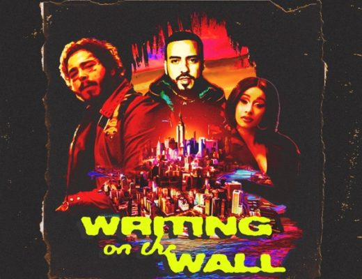French Montana New Music 'Writing On The Wall' (FT. Cardi B & Post Malone)