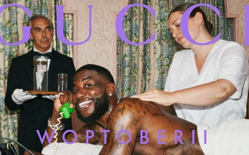 NEW PROJECT : GUCCI MANE ANNOUNCES 'WOPTOBER 2' FOR 10/17