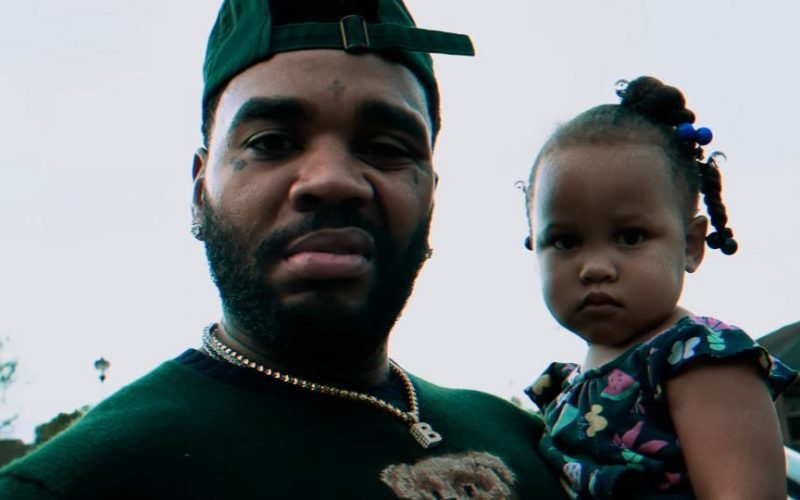 Kevin Gates Reveals The New Release Date & Artwork Of 'I'M HIM' Album