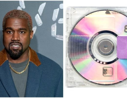 'YANDHI' SONGS OF KANYE WEST FULL ALBUM SURFACES ON SPOTIFY