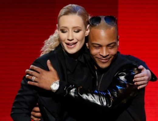T.I. CALLS BACKING IGGY AZALEA A
