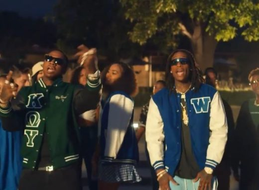 WIZ KHALIFA – NEVER LIE (FEAT. MONEYBAGG YO) (Video)