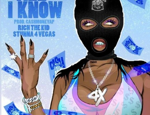 CashMoneyAP - All I Know (feat. Rich The Kid & Stunna 4 Vegas)