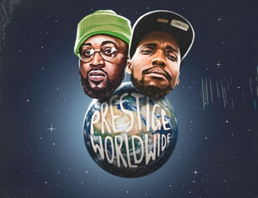 SMOKE DZA - PRESTIGE WORLDWIDE (feat. CURRENSY) || New Hip Hop Songs