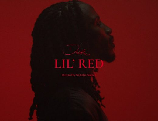 Lil'Red by D Smoke is a new video latest visual offering.