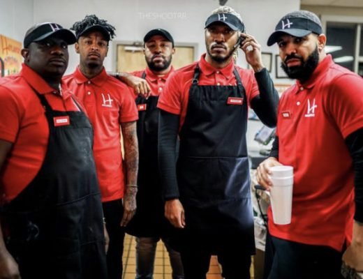 New Music Video by 21 Savage With Drake & Future Shoot at McDonald's LATEST HIP-HOP NEWS AND RUMORS