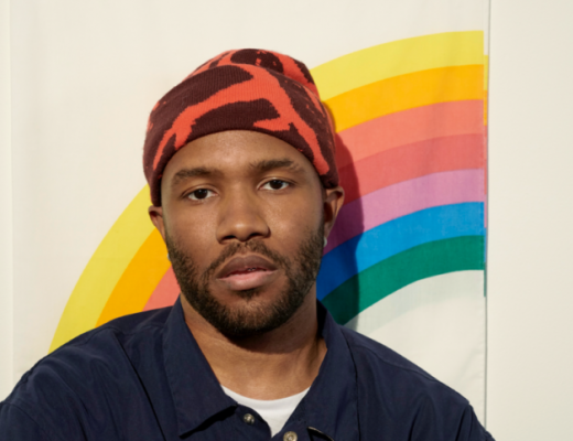 Frank Ocean signed a contract with Warner Chappell Music.