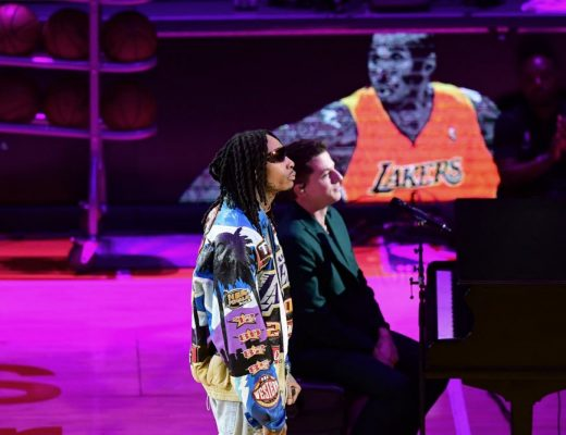 PERFORMANCE BY WIZ KHALIFA & CHARLIE PUTH IN THE HONOR OF KOBE BRYANT