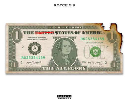 ROYCE DA 5'9'' - HERO (FEAT. WHITE GOLD) NEW HIP HOP SONGS