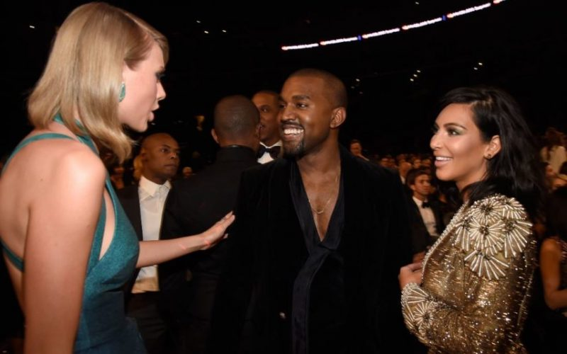 Kim Kardashian addresses Her Leaked Call with Kanye West on Responds to Taylor Swift