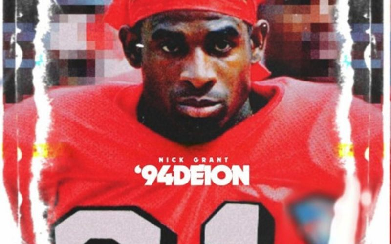 94 Deion by Nick Grant