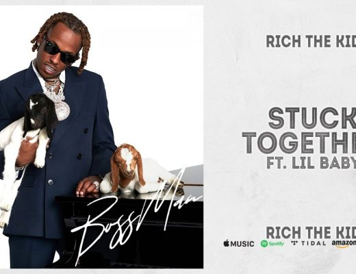 Stuck Together by Rick The Kid is a newly dropped song. Stuck Together by Rick The Kid is a new hip hop song featuring by Lil Baby trades bars on New Boss Man Record. So here Rich shared is a big release and third studio album Boss Man. Here he describes as Fun Music made up of Bangers. It is a 17 track project. It features guest appearances from Lil Baby, DaBaby, Nicki Minaj, Post Malone, Lil Tjay, NBA Youngboy, London On Da Track Quavo. So now we are highlighting one of the standout songs from the project. This is the latest project assisted by Lil Baby Stuck Together. This song is a production of Dre Moon & DY Krazy. Now you can listen to this new hip hop song Stuck Together. On the other hand, Rich is already working on Part 2 of the project. We will definitely keep updating about the songs meanwhile this one.