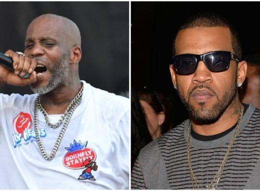 DMX apologizes to Lloyd Banks