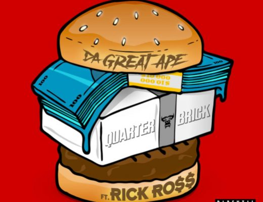 Quarter Brick by Da Great Ape