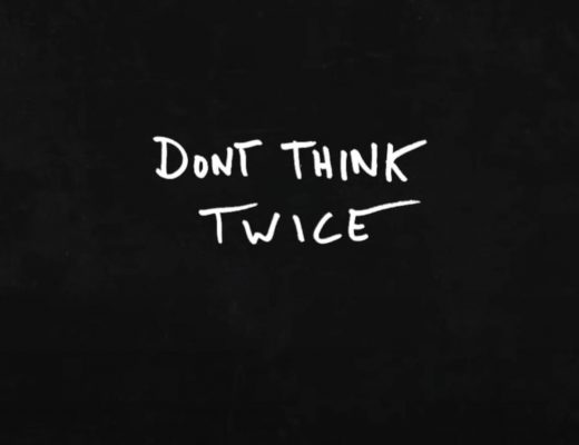 Don't Think Twice by G-Eazy