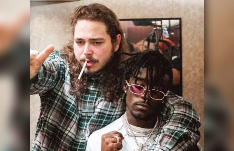 MANAGER TEASED THE COLLABORATION OF LIL UZI VERT & POST MALONE