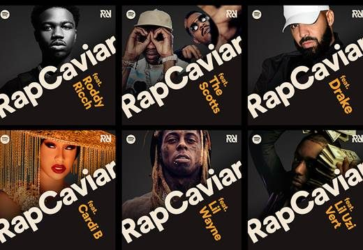 SPOTIFY CELEBRATES THE 5TH ANNIVERSARY FOR THEIR RAPCAVIAR PLAYLIST