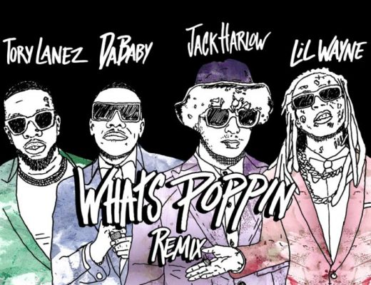 "Jack Harlow ""What's Poppin"" Remix Latest HIP HOP NEWS AND RUMORS"
