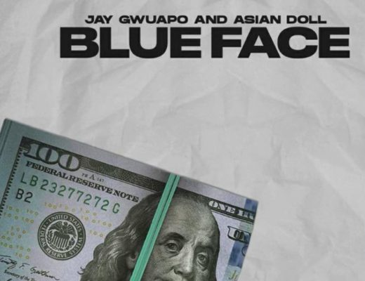 Blue Face by Jay Gwuapo