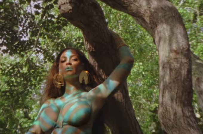 'Back Is King' By Beyonce New Trailer For Visual Album