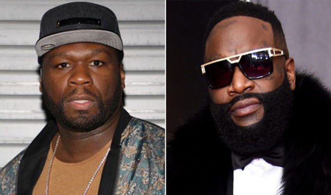 Rick Ross Laughs At 50 Cent After Winning Lawsuit Against Him    LATEST HIP HOP NEWS AND RUMOURS