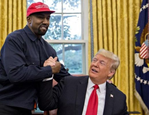 Kanye West Talks About Picking Trump As Vice President
