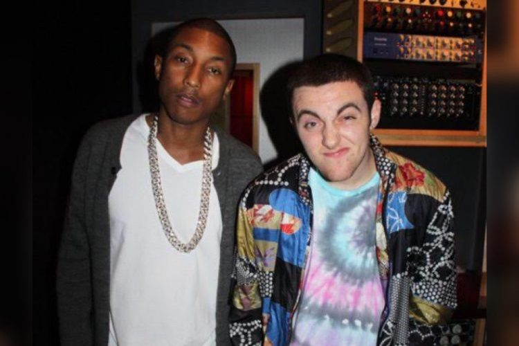 Mac Miller & Pharrell New Song 'Dreams' Surfaces Online LATEST HIP HOP NEWS AND RUMOURS