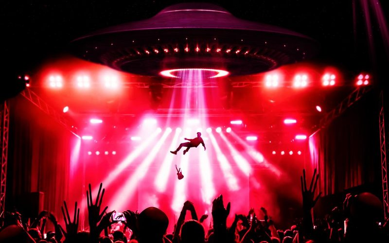 Concert For Aliens by Machine Gun Kelly