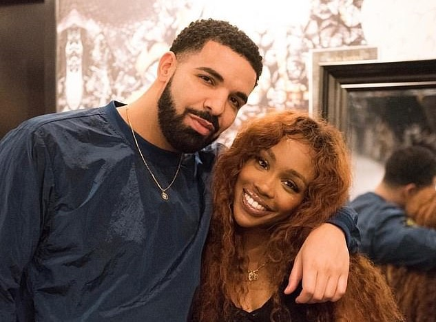 SZA Reacts To Drake's Raps About Their Past Relationship LATEST HIP HOP NEWS AND RUMOURS