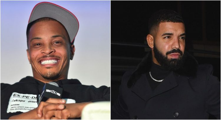 T.I. Confirms Rumour About Drake That His Friend Urinated On Drake LATEST HIP HOP NEWS AND RUMOURS