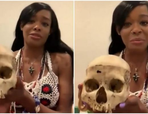 Azealia Banks Shows Off Skull During Live Interview || LATEST HIP HOP NEWS AND RUMOUR