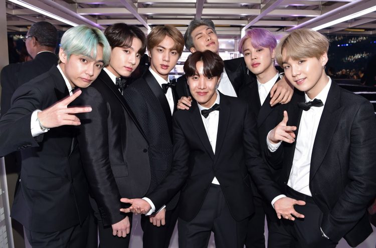 BTS Performs At GRAMMYs 2021 Their Hit 'Dynamite' LATEST HIP HOP NEWS AND RUMOURS