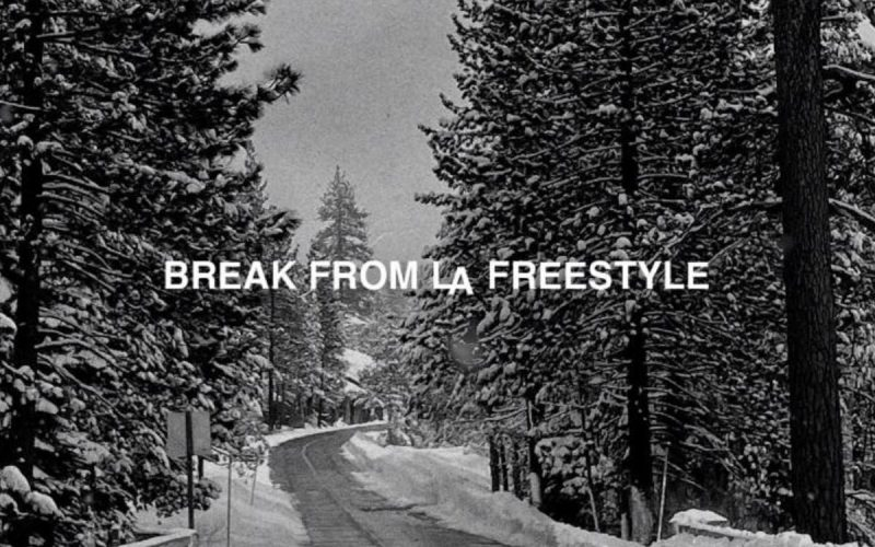G-Eazy – Break From L.A. Freestyle NEW HIP HOP SONGS