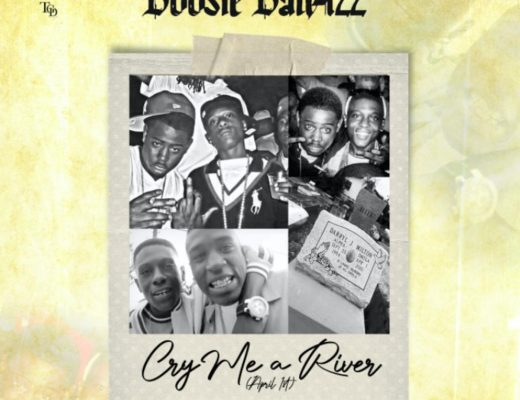 Boosie Badazz – Cry Me A River (April 1) NEW HIP HOP SONGS